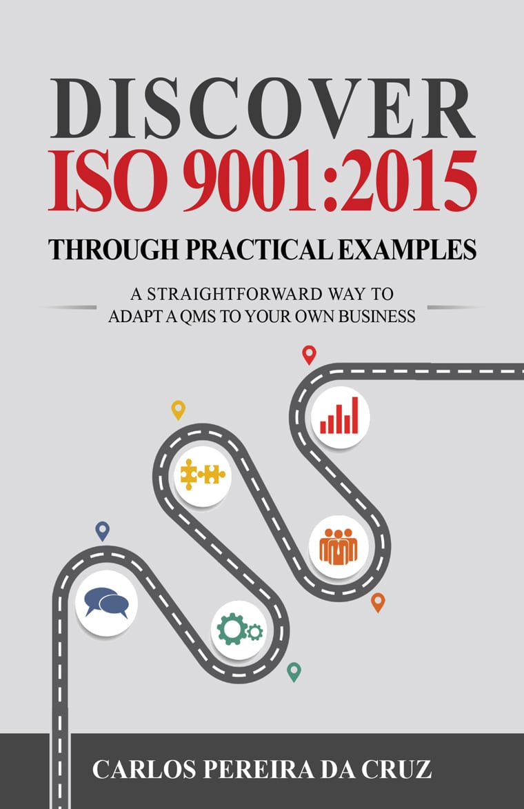 New Book Discover Iso 9001 2015 Through Practical Examples