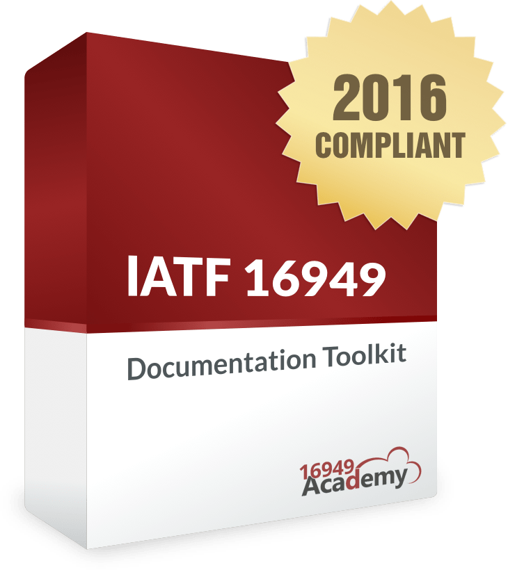 comparison between iso ts 16949 and iatf 16949