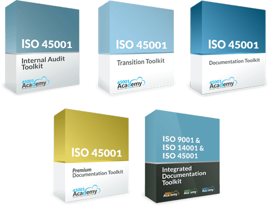 Download Free ISO 45001 Documentation Templates