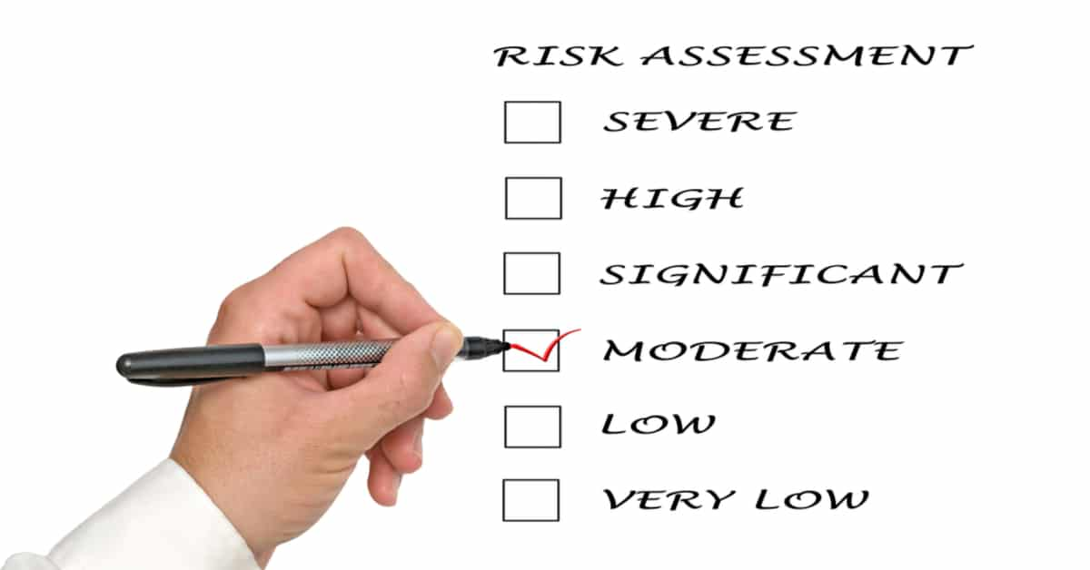ISO 9001 2015 risk significance how to identify it