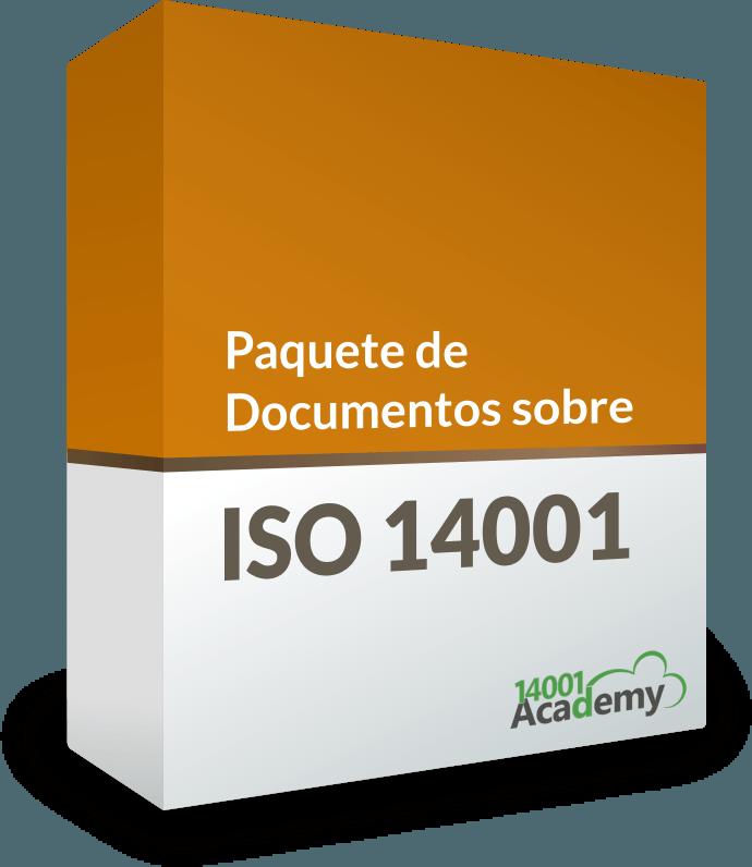 Paquete de Documentos sobre ISO 14001:2015