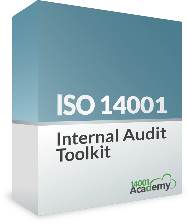 Internal Audit Checklist [ISO 14001 template]