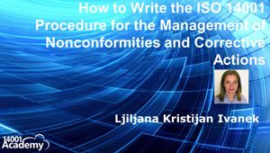 How to Write the ISO 14001 Procedure for Management of Nonconformities and Corrective Actions