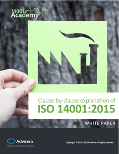 Clause-by-clause explanation of ISO 14001:2015