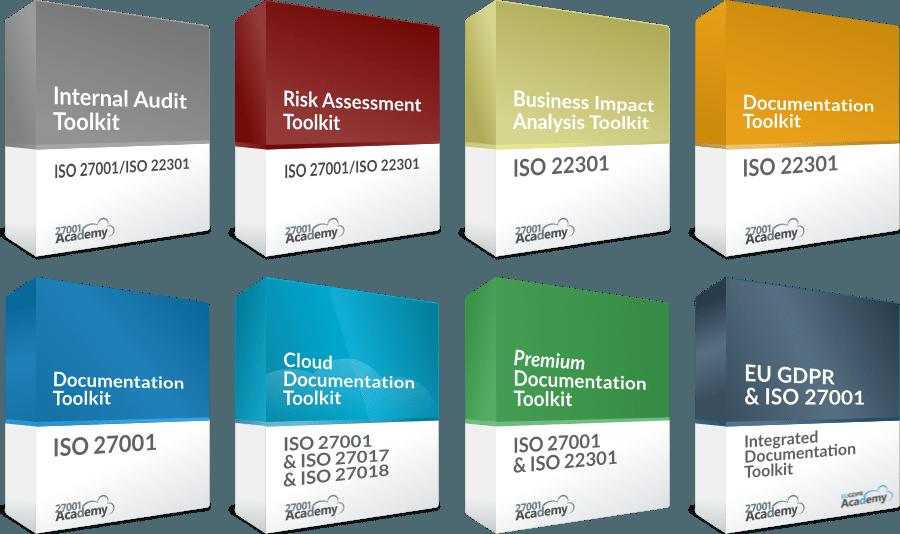 Iso 27001 documentation toolkit | it governance | ireland.