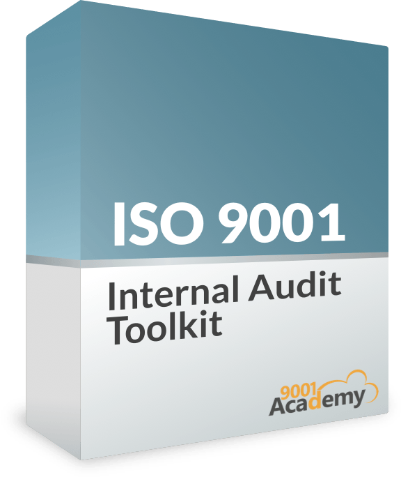 Internal Audit Checklist Iso 9001 Template